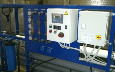 How can a PLC reduce user error? Automation and alarms make it possible