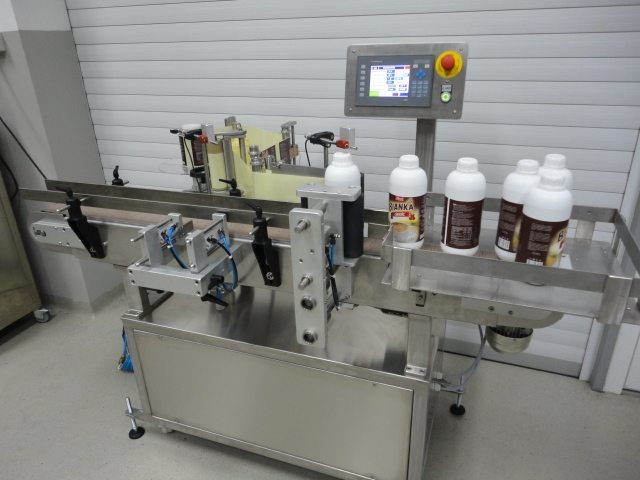 Packaging Machinery OEM Uses Vision570™ and Vision560™ as Primary Control